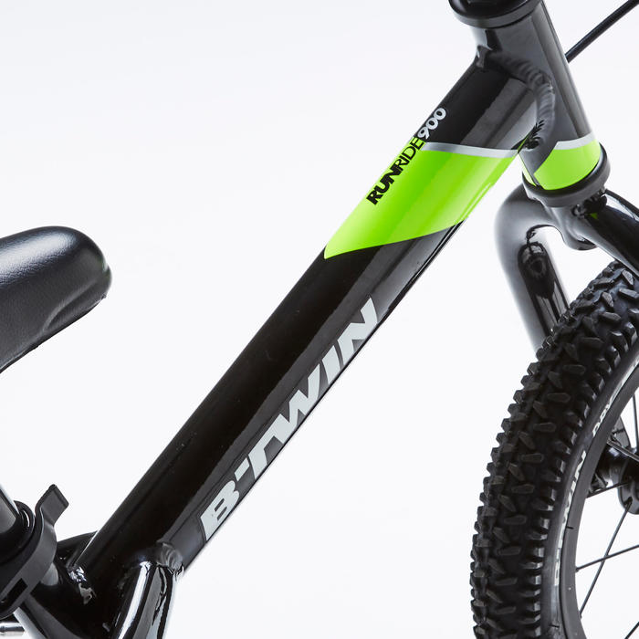 12 Zoll Laufrad Run Ride 900 MTB schwarz/gelb