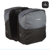 Double Bag 100 - 2 x 15L