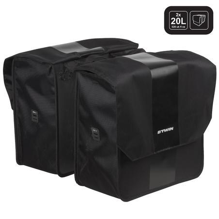 500 Double Bag 2 x 20 L