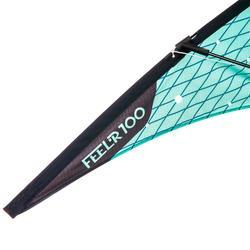 Cometas acrobáticas Playa Orao FEEL'R 100 Azul/Turquesa
