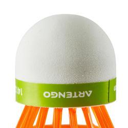 PLASTIC SHUTTLECOCK  PSC 100 x1 Single-Pack - Orange