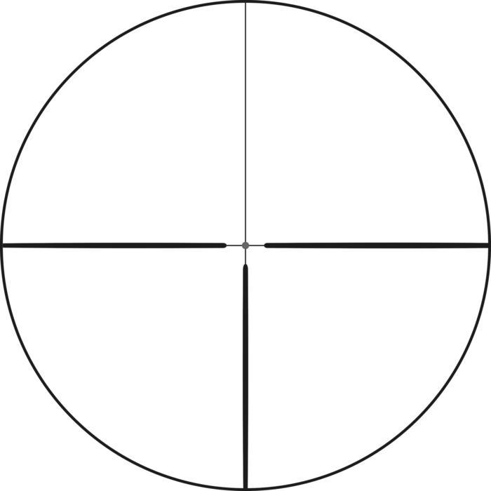 VISOR RIFLE 1-4x24