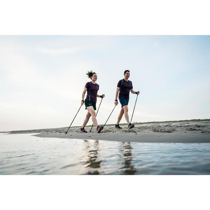 Chaussures de marche nordique homme NW 580 Flex-H Waterproof noir