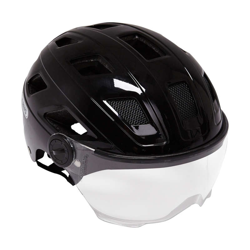 URBAN / INTERMODAL HELMET Cycling - Helmet + Visor Abus Hyban ABUS - Cycling