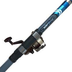Conjunto de pesca en el mar Surf 390 Telesco