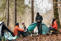 Trek 100 Mountain Trekking Convertible Pants - Men