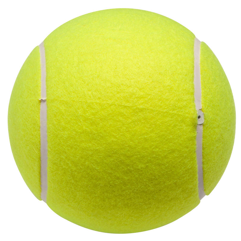 Jumbo Tennis Ball - Yellow