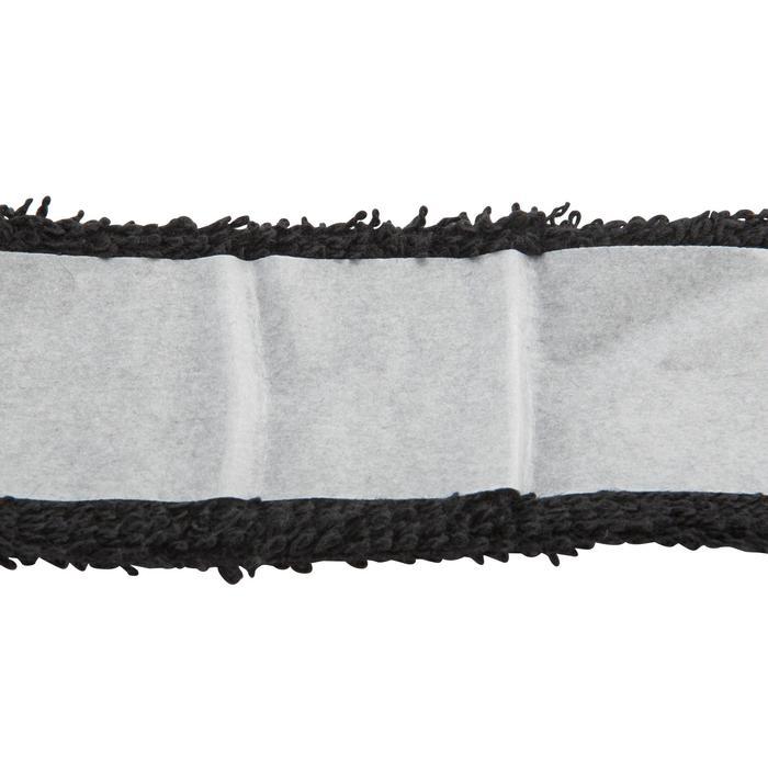 Griffband Towel Grip Badminton 2-Pack schwarz