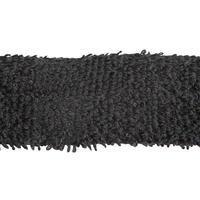 COUVRE-MANCHE DE BADMINTON - TOWEL GRIP x 2 - NOIR -