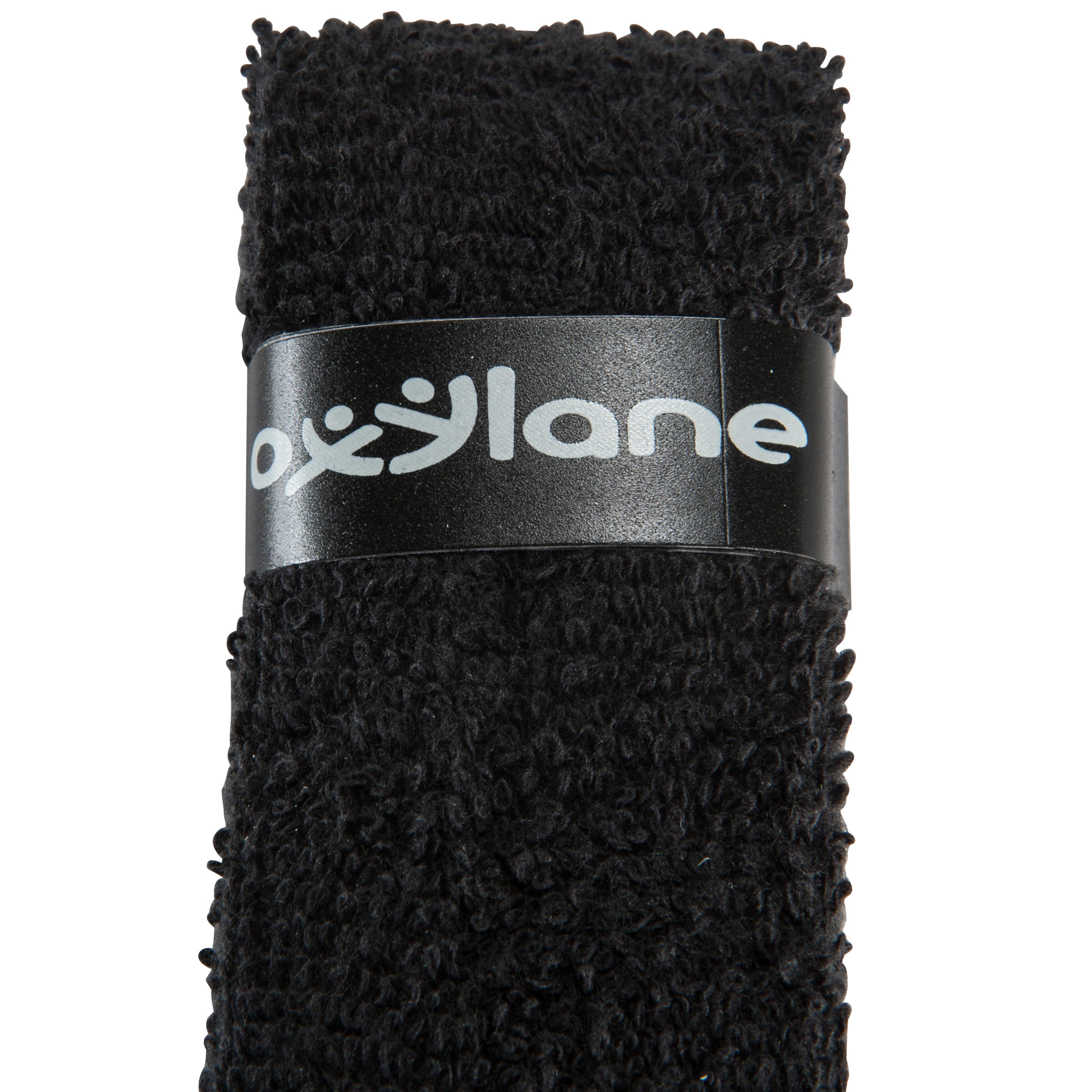 Towel Grip Badminton Grip Twin-Pack - Black