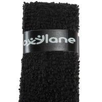 Towel Grip Badminton Grip Twin-Pack - Black