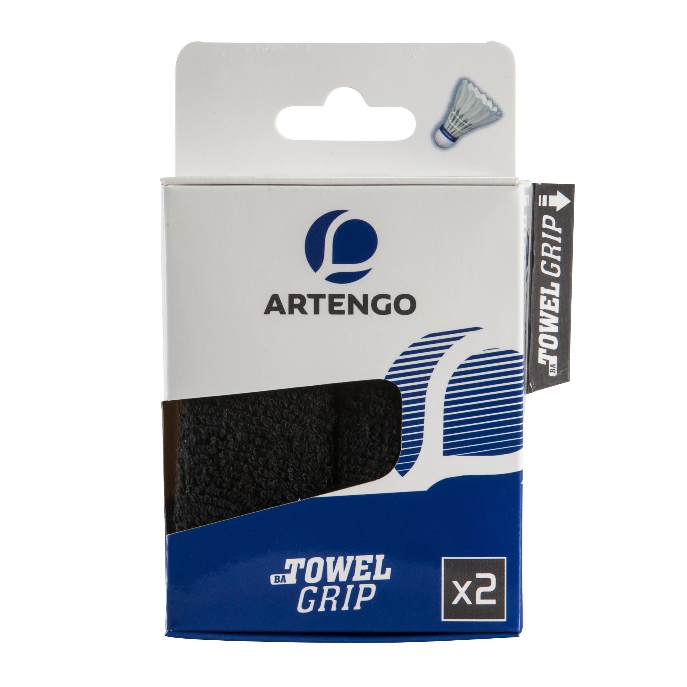 Artengo Badmintongrip - Towel Grip 2 stuks
