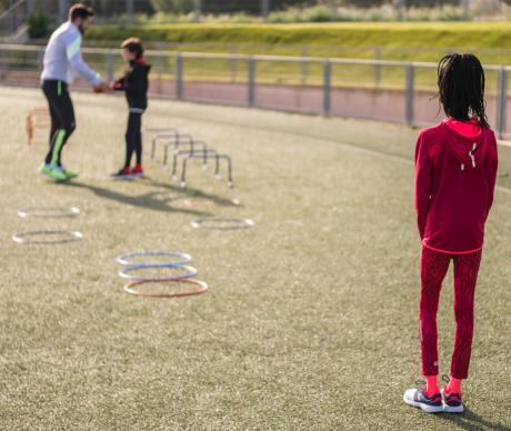 Kid athletics