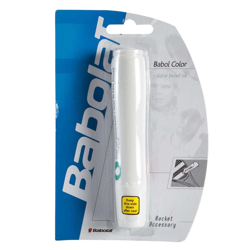 TENNIS WORKSHOP Tennis - Babol Color White BABOLAT - Tennis Accessories