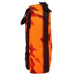 Bolsa Caza Solognac X-ACCESS Organizer M 12x18 Cm Camuflaje Naranja Fluo