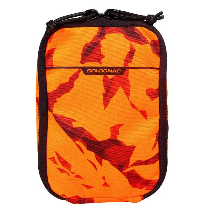 X-Access-Zusatztasche Organizer M 12 × 18 cm camouflage rocks
