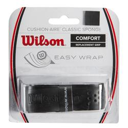 GRIP DE TENIS CUSHION AIR SPONGE NEGRO