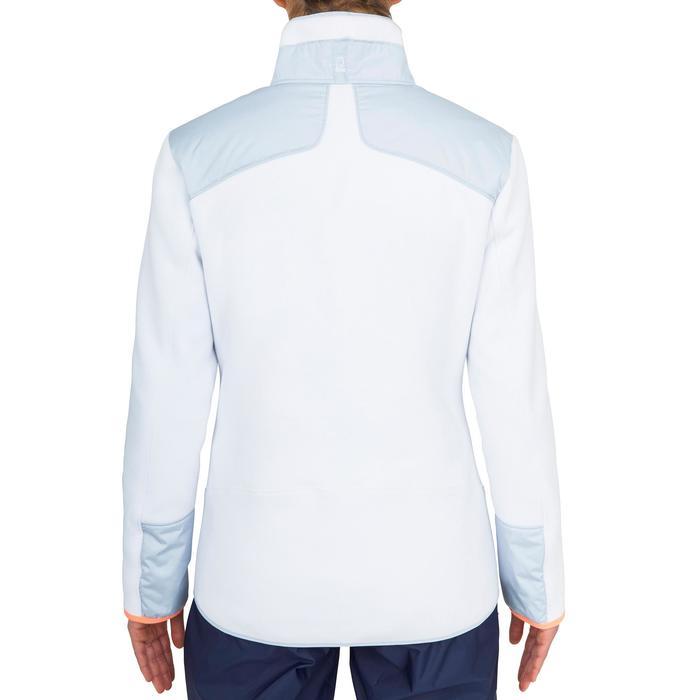 Polaire chaude de voile INSHORE 900 Femme Gris blanc