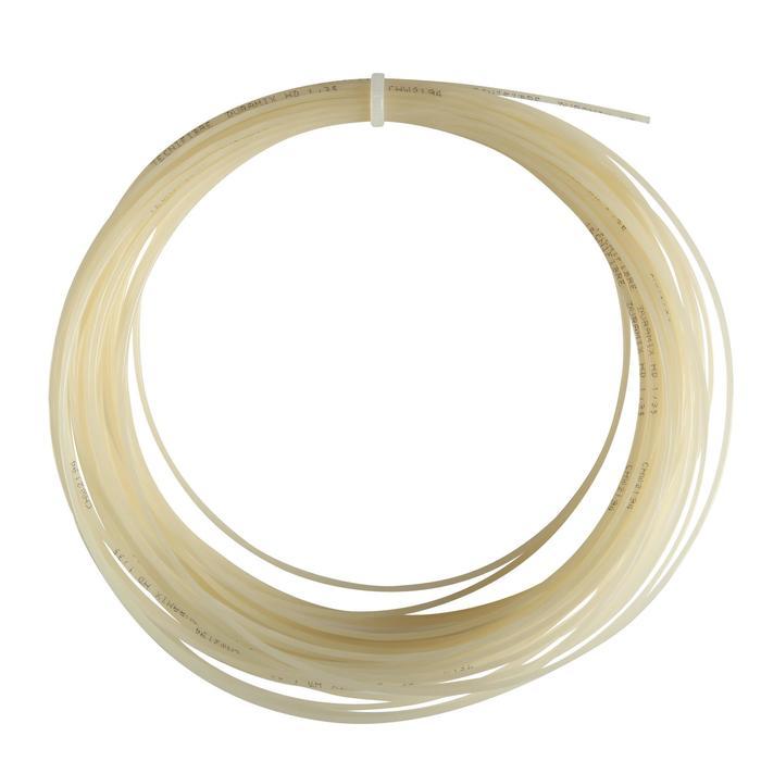 Tennissaite Multifaser Polyester Duramix 1,35mm natur