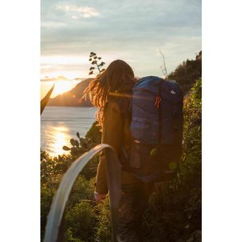 3-in-1 damesjas voor backpacking Travel 100 camel