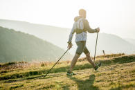 how-to-go-up-or-downhill-Nordic-walking