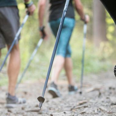 Come equipaggiarsi per il nordic-walking