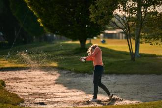 高爾夫球的好處
