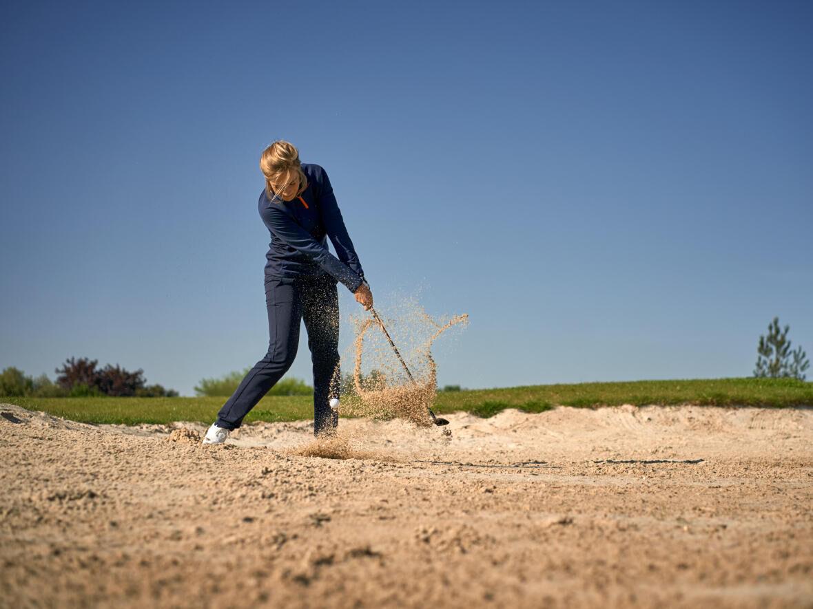 bienfaits du golf