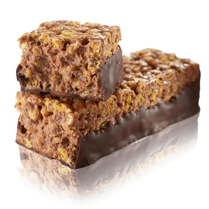 EIWITREEP CRISP chocolade-hazelnoot X4
