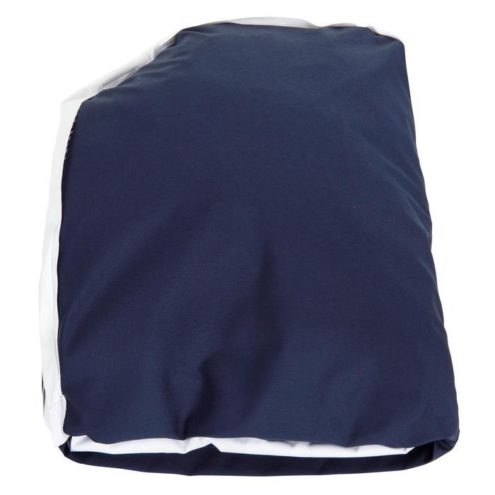 Surpantalon imperméable de voile femme SAILING 100 Navy