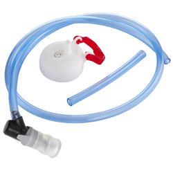 Bouchon adaptateur avec pipette (tétine + tube) pour gourde randonnée