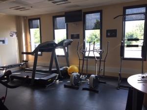 Schlank im Fitnessstudio, aber wie?