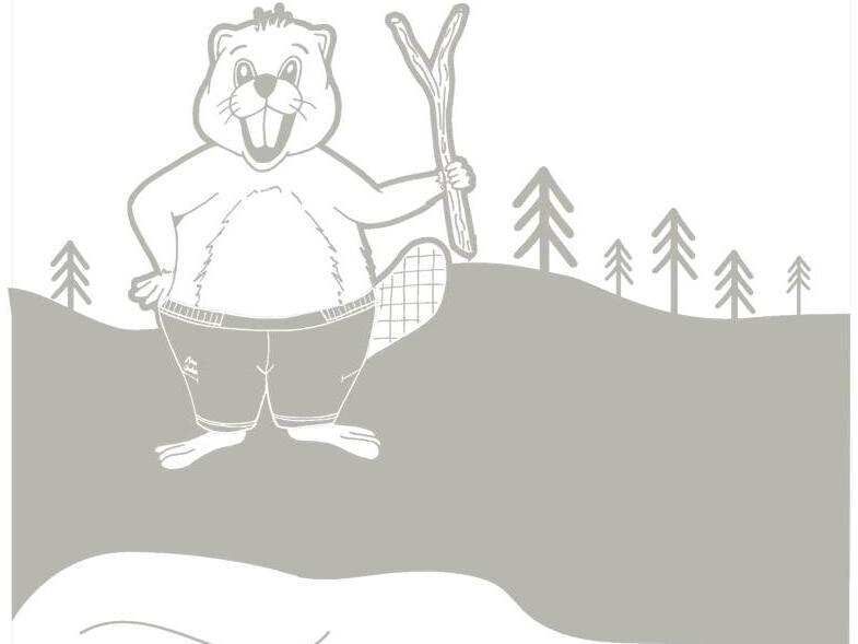 free-printable-colouring-children-animals-mountain-beaver
