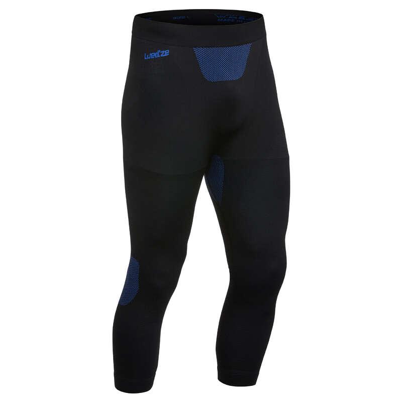 INTIMO E STRATO 2 UOMO Sci, Sport Invernali - Pantaloni termici uomo 580 IS WEDZE - Abbigliamento sci uomo