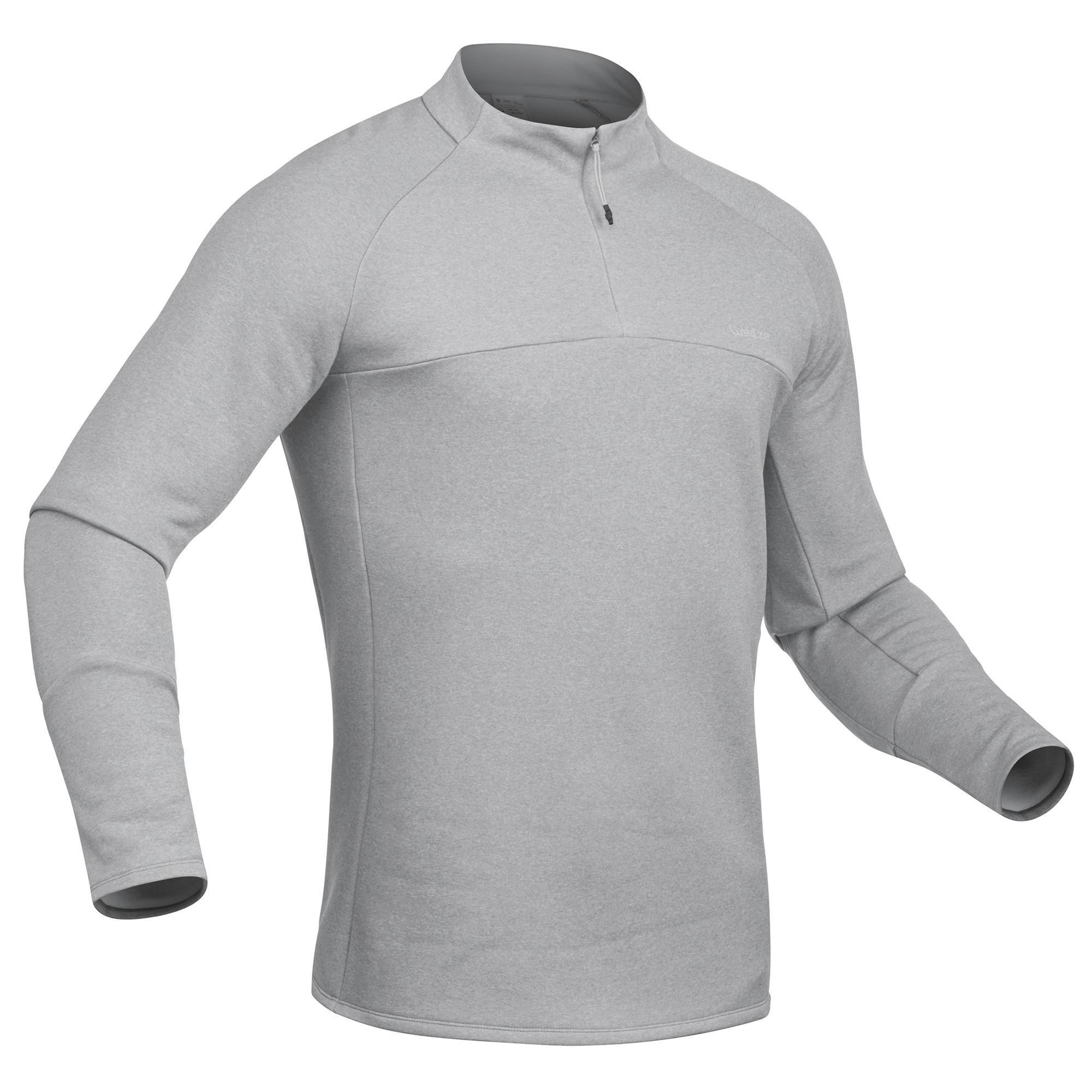 Skiunterhemd MD 500 Herren grau | Sportbekleidung > Funktionswäsche | Grau | Wed´ze