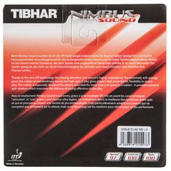 Rubber voor tafeltennisbatje Tibhar Nimbus Sound - 152851