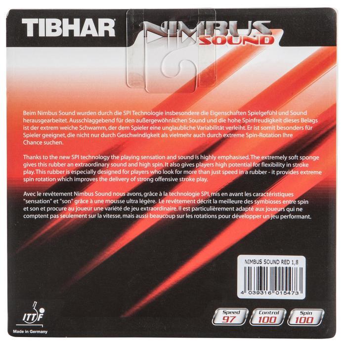 Tafeltennis rubbers Nimbus Sound