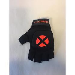 Hockeyhandschoen kinderen en volwassenen gematigd intensief Thurso zwart