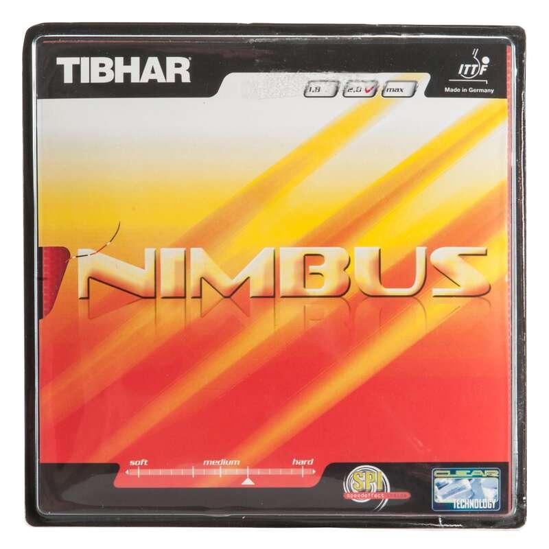 ACADEMIC BLADES & RUBBERS Table Tennis - Tibhar Nimbus Table Tennis Rubber TIBHAR - Table Tennis Accessories