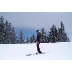 Dames skibroek voor pisteskiën SKI-P PA 150 paars