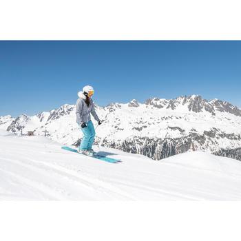 Dames skibroek voor pisteskiën SKI-P PA 150 blauw