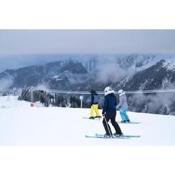 Skibroek voor pisteskiën dames 180 zwart