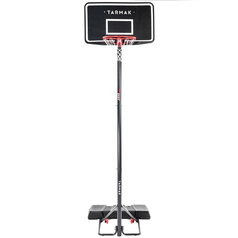 Canasta Baloncesto B100 Easy niño/adulto. Ajustable sin herramientas 2,20-3,05 m