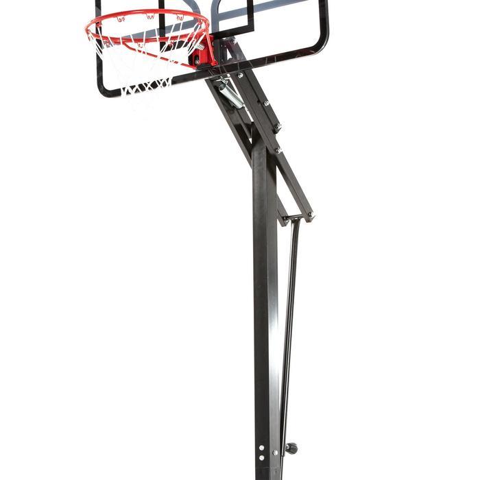 Canasta de Baloncesto Tarmak B700 Pro para niños y adultos de 2,40 a 3,05 m.