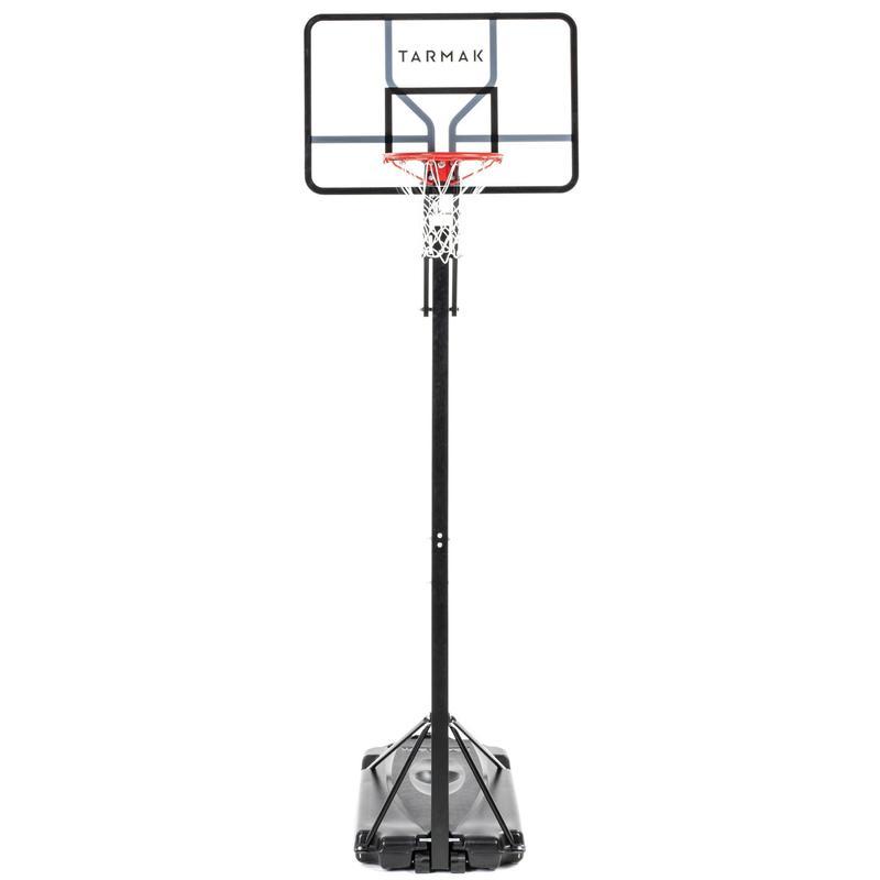 Canasta de baloncesto niños/adulto B700 Pro. 2,40 a 3,05 m. 7 alturas de juego.