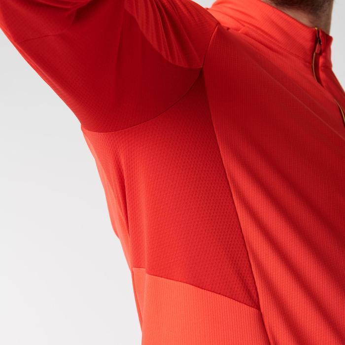 Kiprun Warm Light Men's Long-sleeved Running T-shirt
