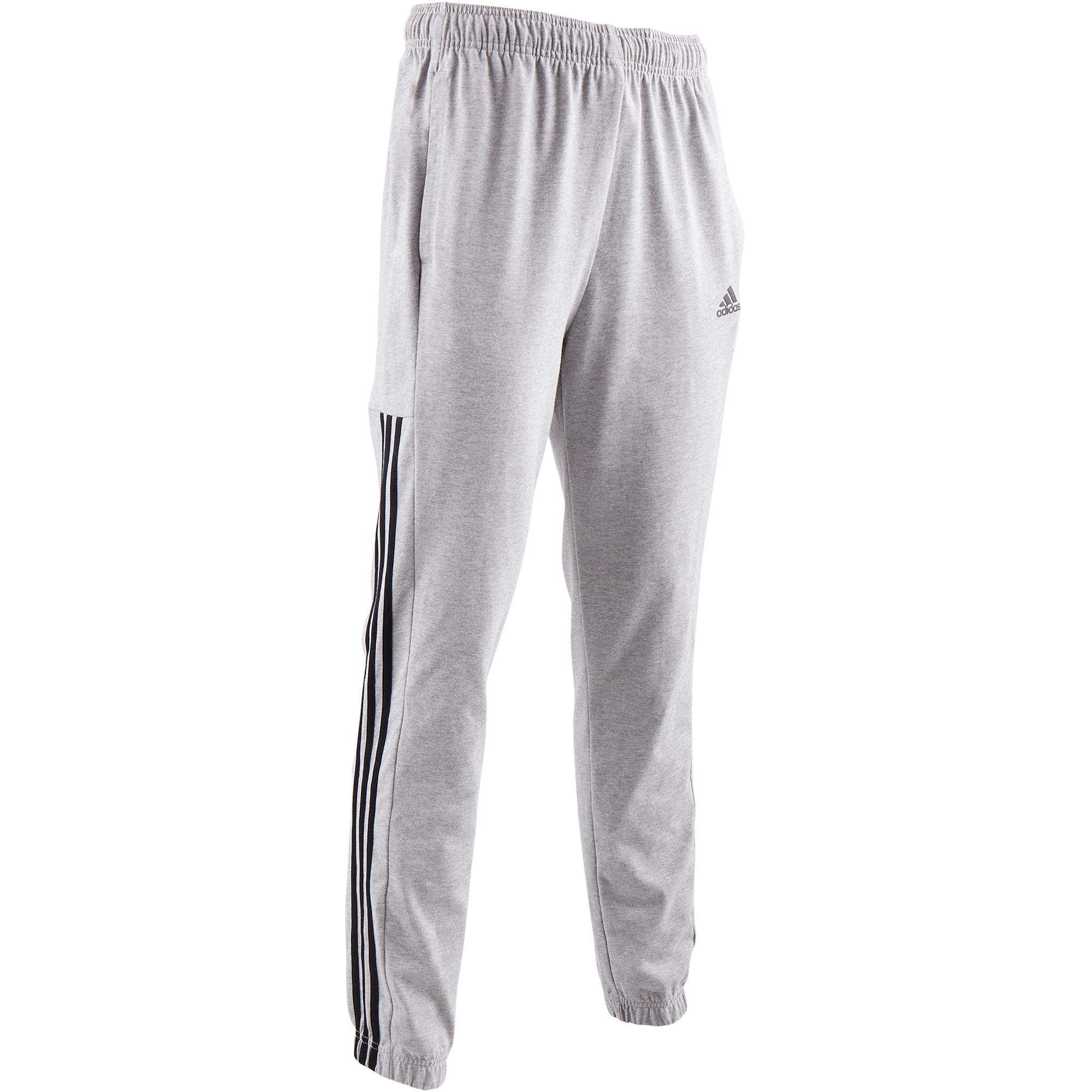 pantalon adidas 100 gym stretching homme noir adidas