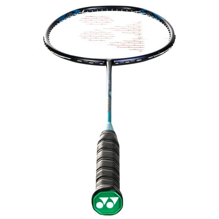 Badmintonracket Voltric 0.7 DG met hoes en BG 65 snaren