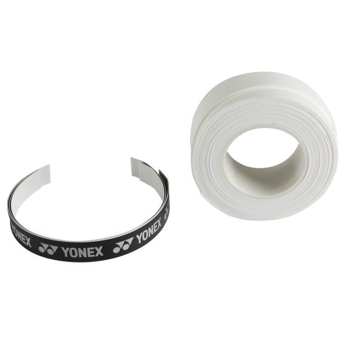 Griffband Badminton Overgrip AC102 3 Stück weiß