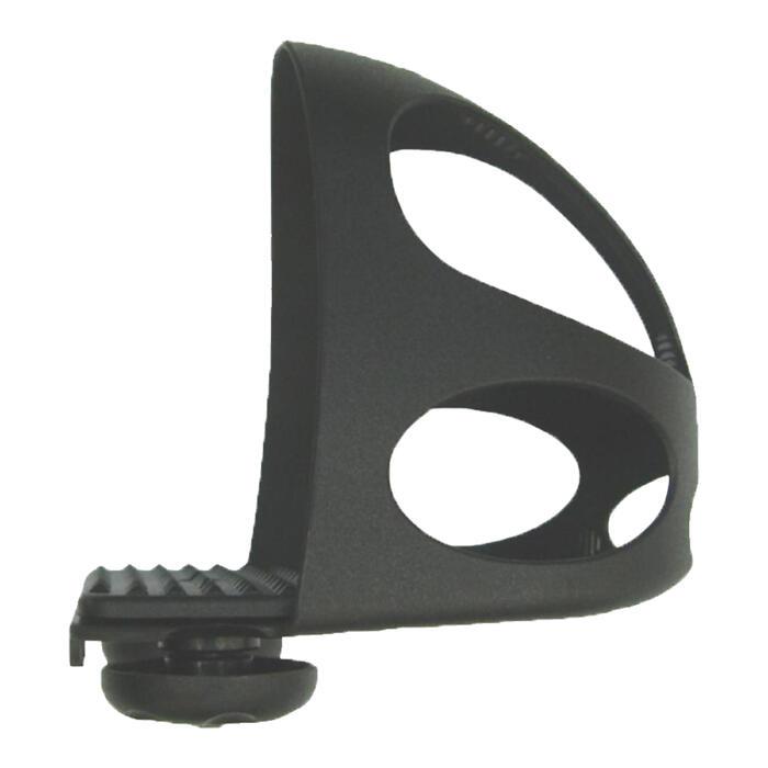 Veiligheidstoeclips voor stijgbeugels ruitersport volwassenen Matrix 120 zwart